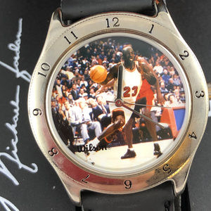 Vintage Exclusive #23 Michael Jordan Watch w/Ball